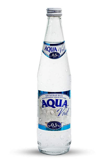 Aqua-Vait Mountain 0,5 L glass