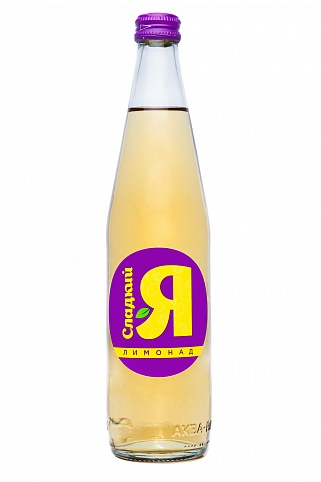 Lemonade 0,5 l glass